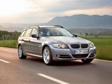 BMW 335d Touring
