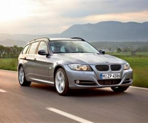 Picture of BMW 335d Touring