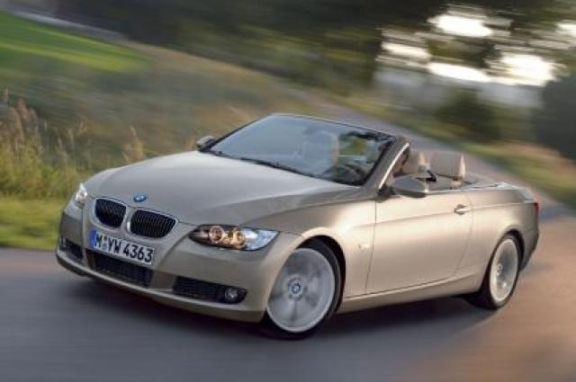 Image of BMW 335i Cabrio