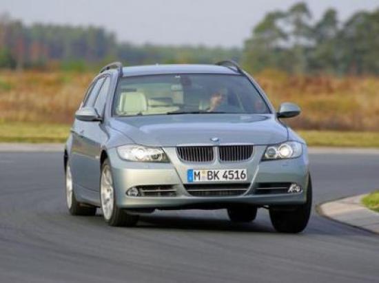 Image of BMW 335i Touring