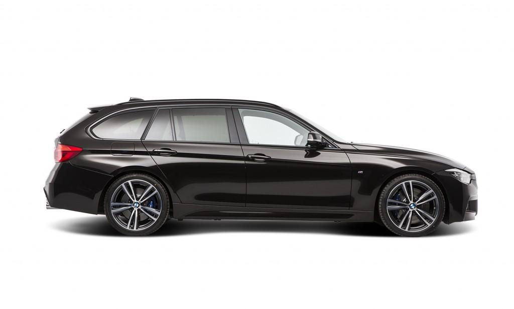 Tracks For Vehicles >> BMW 340i Touring xDrive F31 facelift specs, 0-60, quarter ...