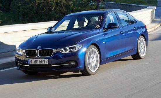 Image of BMW 340i