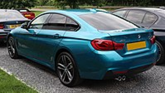 Image of BMW 430d Gran Coupe xDrive