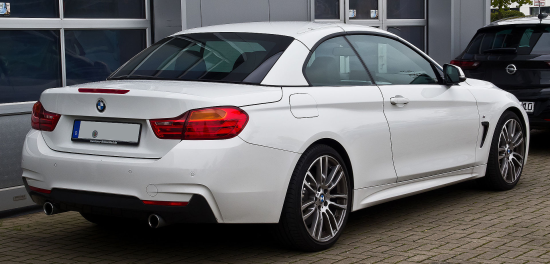 Image of BMW 430i Convertible