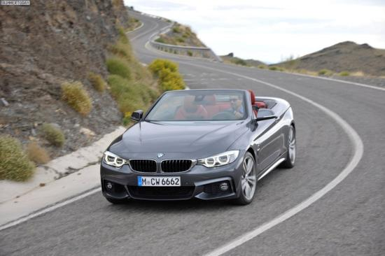 Image of BMW 435i Convertible