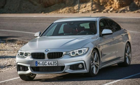 Image of BMW 435i Gran Coupe