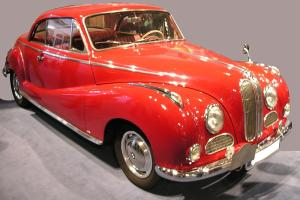 Picture of BMW 502 Coupe