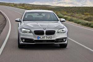 Picture of BMW 520D (F10 190 PS)