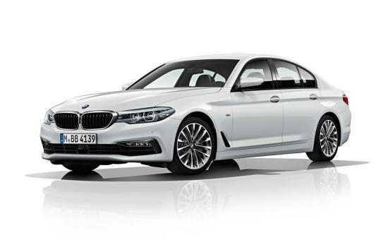 Image of BMW 520d
