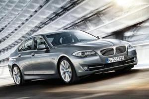 Picture of BMW 520d (F10 184 PS)