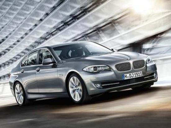 Image of BMW 520d