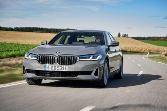 Image of BMW 520e
