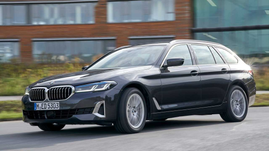 Image of BMW 520i Touring