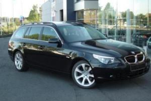 Picture of BMW 525d Touring