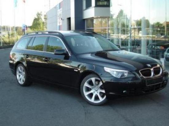 Image of BMW 525d Touring