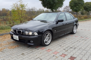 Picture of BMW 525i (E39)