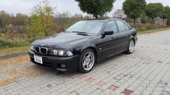 Image of BMW 525i