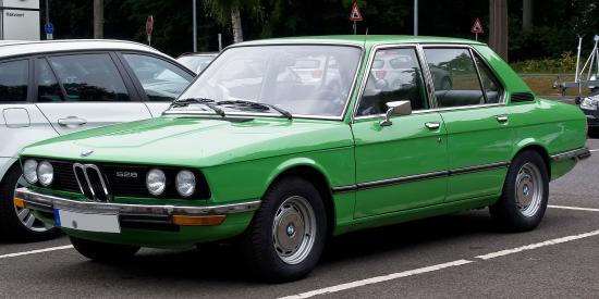 Image of BMW 528
