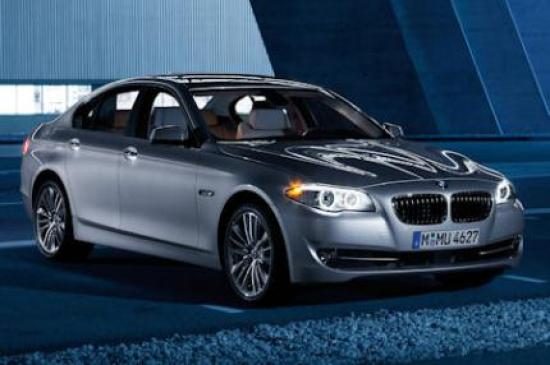 Image of BMW 528i