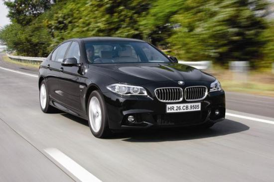 Image of BMW 530d