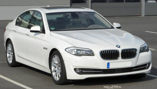 Image of BMW 530d XDrive