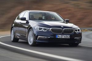 Picture of BMW 530d (G30)
