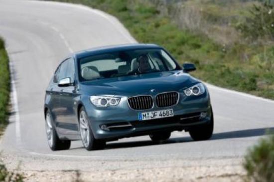Image of BMW 530d GT