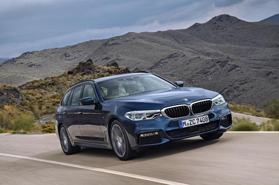 Image of BMW 530d Touring