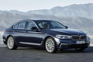 Picture of BMW 530d xDrive (G30)