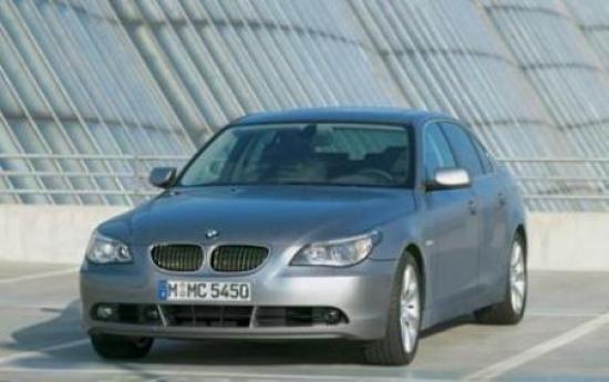 Image of BMW 530i