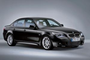Picture of BMW 535d (286 PS)