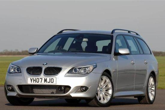 Image of BMW 535d Touring