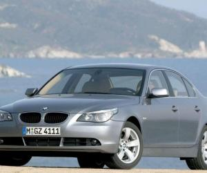 Picture of BMW 535D (E60)