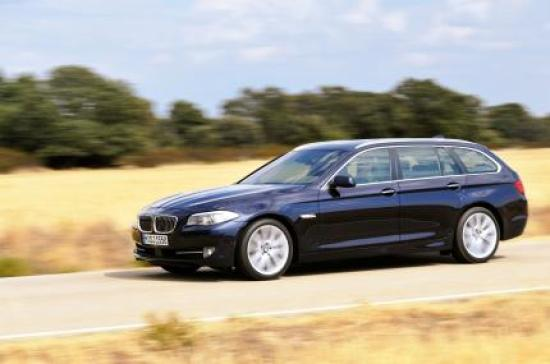 Image of BMW 535i Touring
