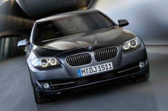 Image of BMW 535i