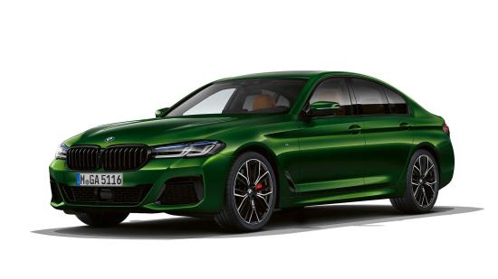 Image of BMW 540d