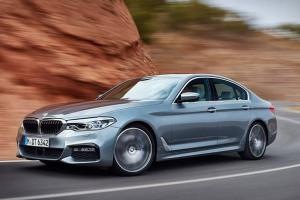 Picture of BMW 540d xDrive (G30)