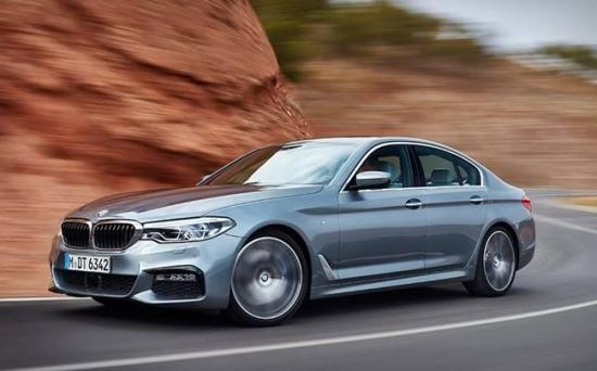 Image of BMW 540d xDrive
