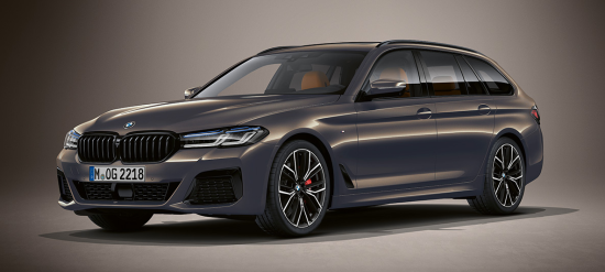 Image of BMW 540d Touring