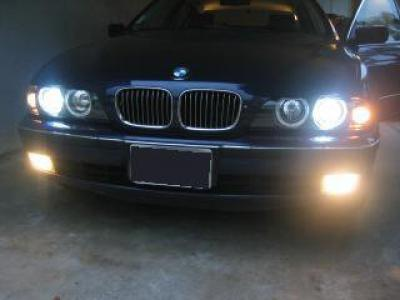 Image of BMW 540i