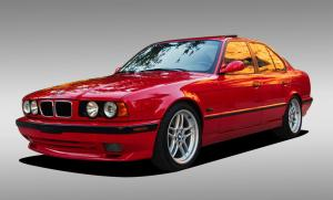 Photo of BMW 540i E34
