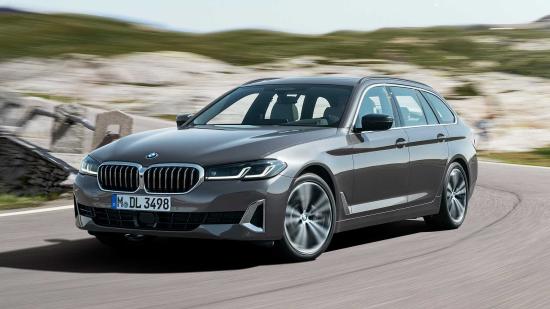 Image of BMW 540i Touring