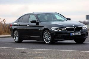 Picture of BMW 540i xDrive (G30)