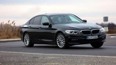 Image of BMW 540i xDrive