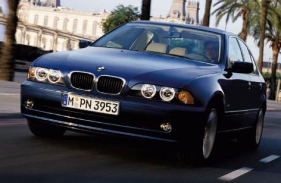 Image of BMW 540i