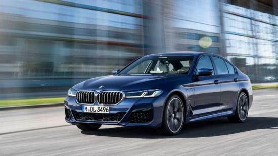Image of BMW 545e