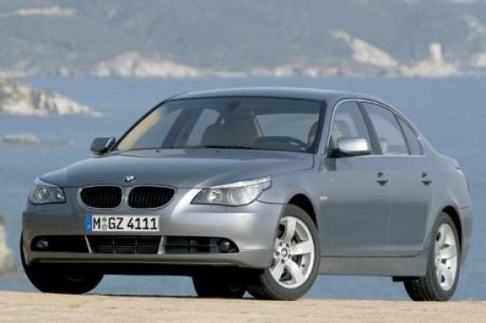 Image of BMW 545i