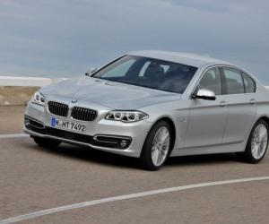 Picture of BMW 550i (450 PS)