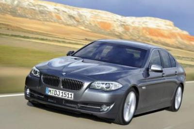 Image of BMW 550i