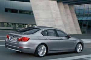Photo of BMW 550i F10